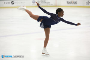 Ready to compete in a figure skating competition?