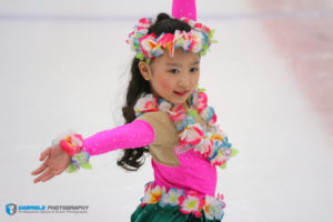 Ready to compete in a figure skating competition? You can with ISI!