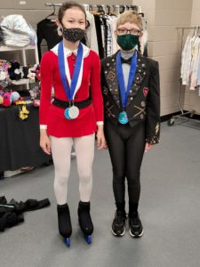 Recreational ice skaters flocked to Florida to compete in ISI Spring Classic ice skating competition